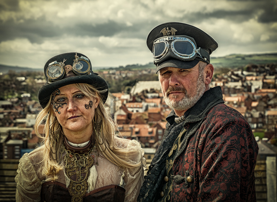 Steam punk Whitby